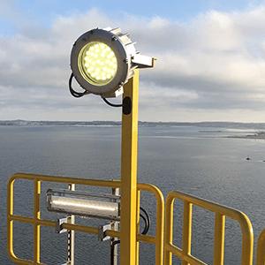 Chalmit lighting solution