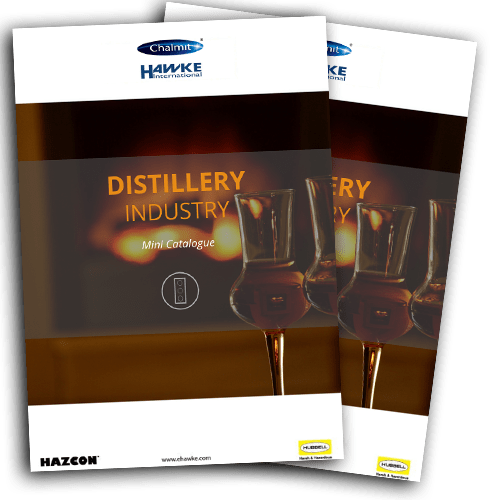 Chalmit distilleries Catalogue Cover