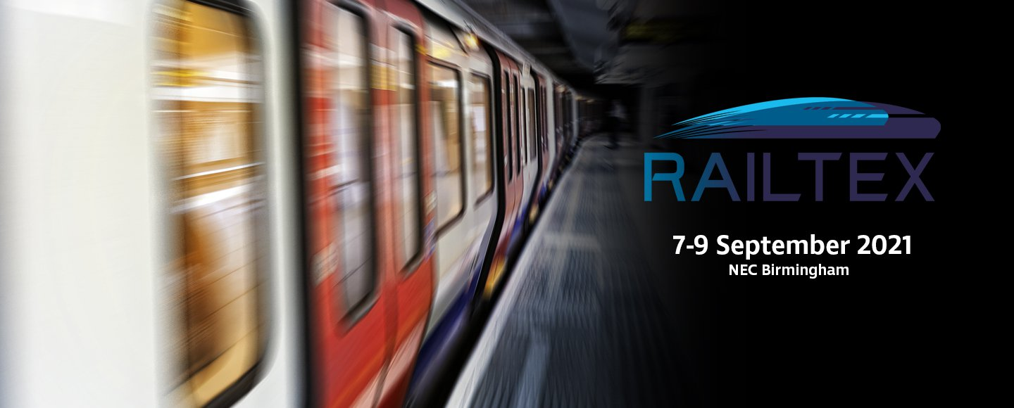 We look forward to seeing you at Railtex