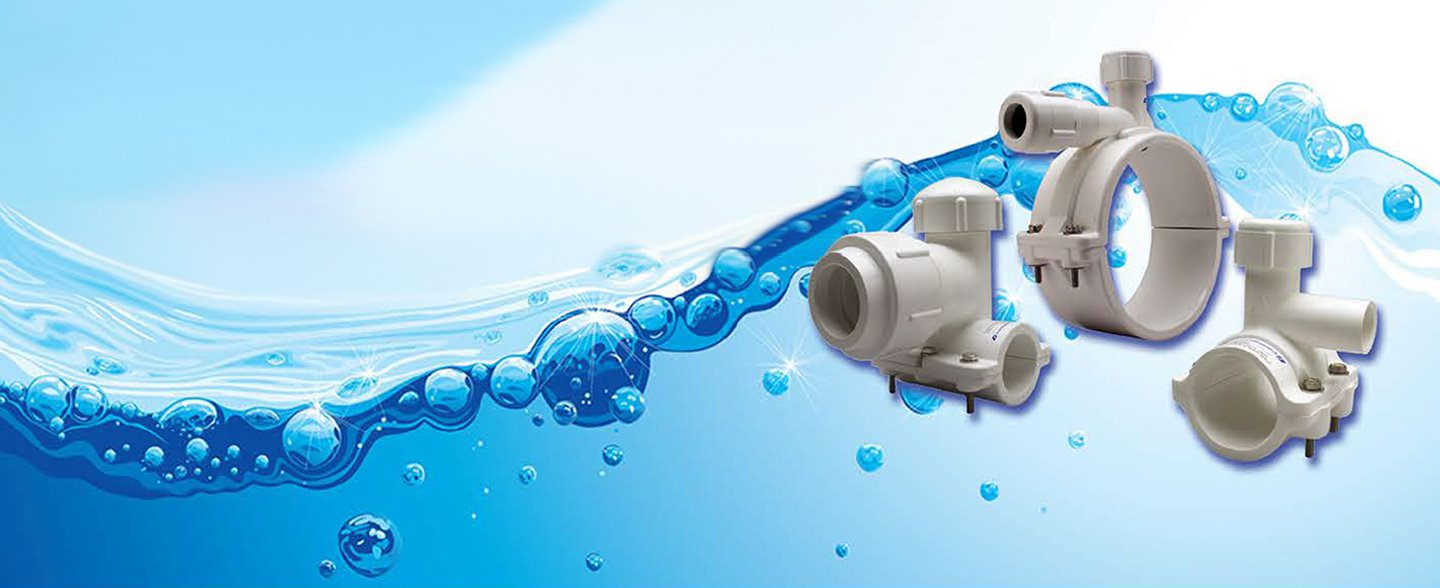NSF Approved PVC Water Tap Fittings