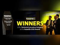 Hawke team won HazardEx-2020