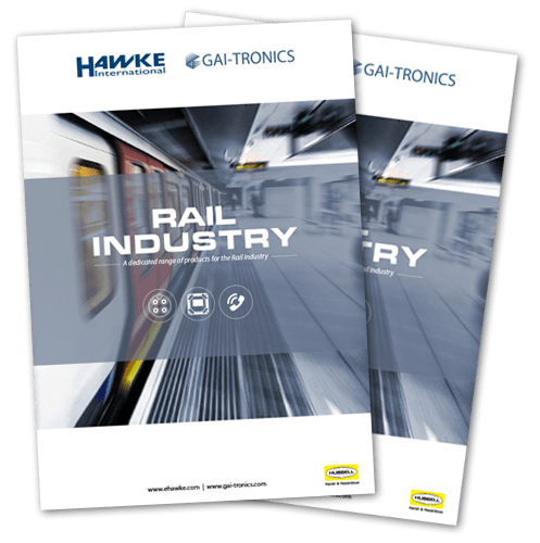 Hawke Gaitronics Rail Industry Catalogue Preview