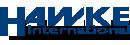 hawke international logo