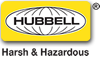 Hubbell Harsh and Hazardous logo
