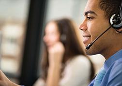 Sales Contact Lookup