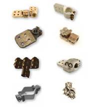 Stud Connectors - Bolted