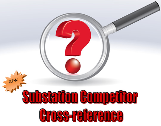 Link to Utility Competitor Cross Reference