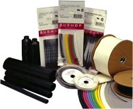 Heat Shrink Tubing on Reels or Cut Lengths