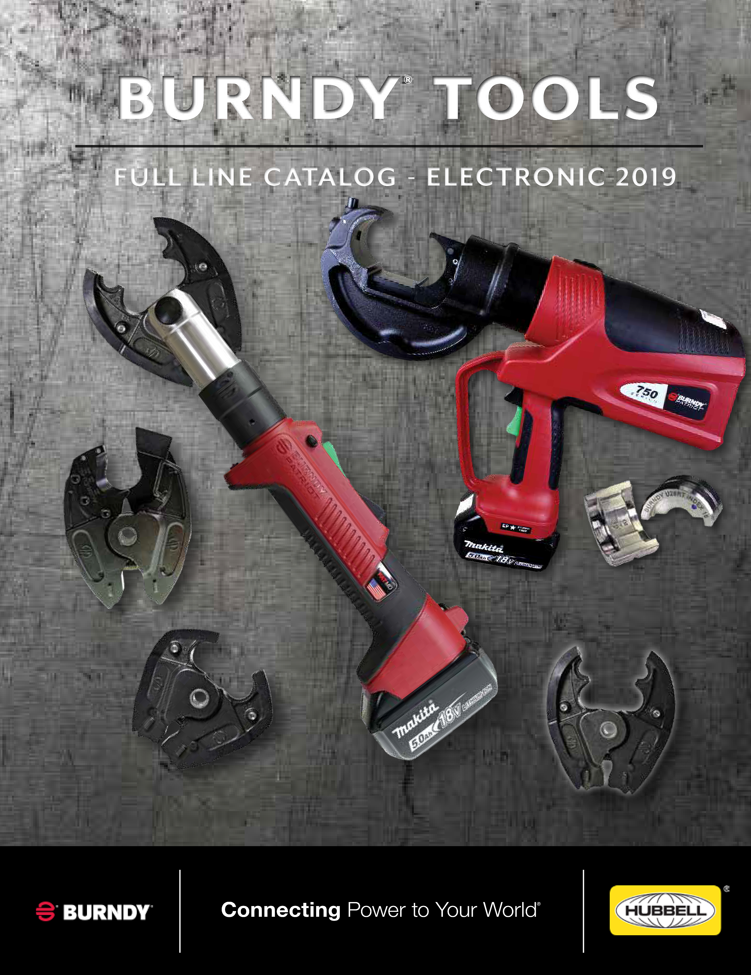 Tooling Full Line Electronic Catalog Cover