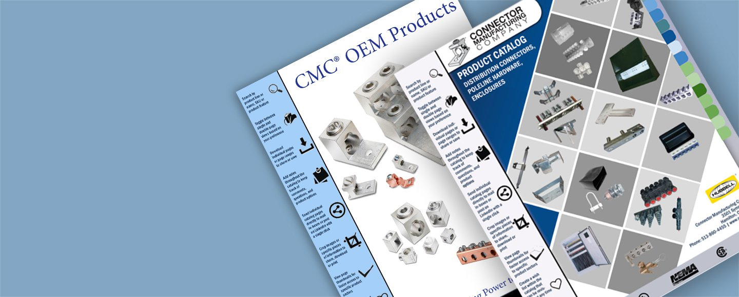 CMC New Digital Product Catalogs
