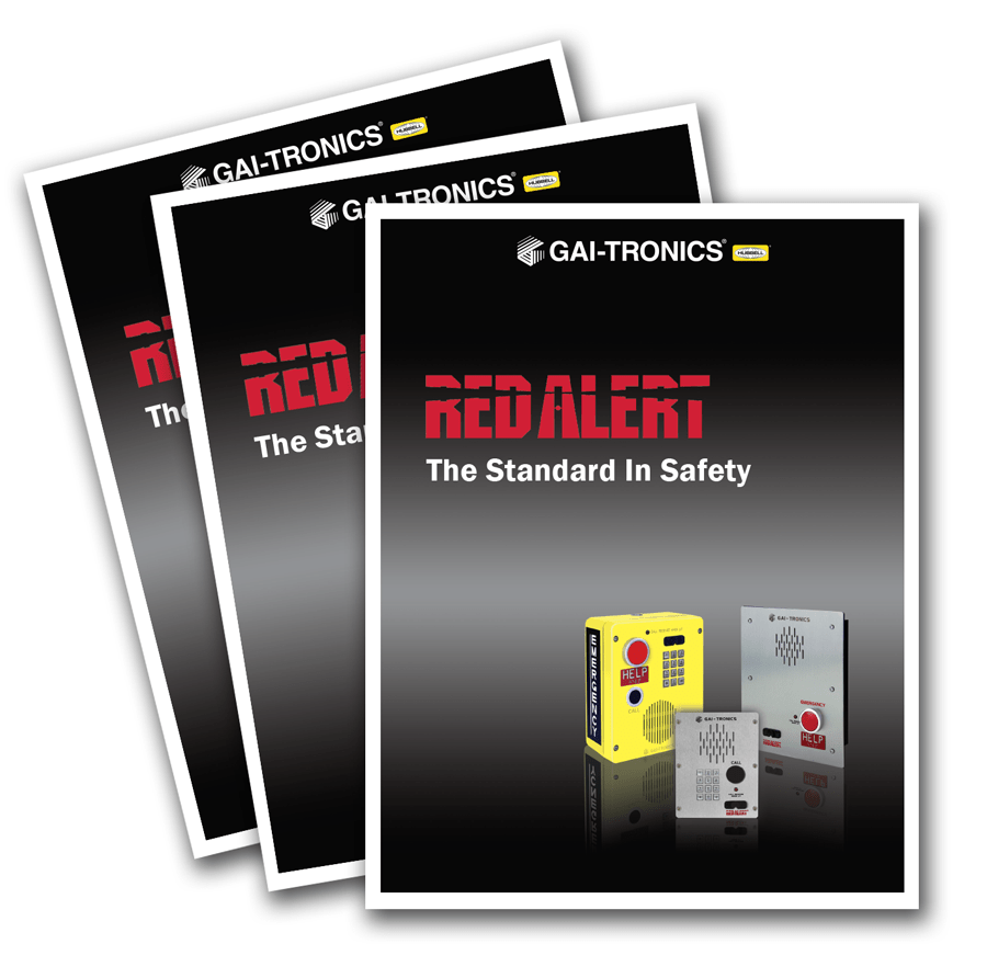 Red Alert® Telephone Brochure