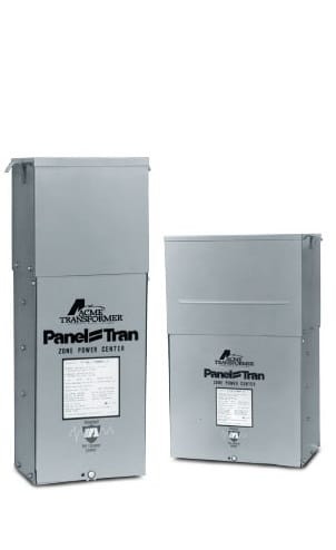 Panel Tran Zone Power Centers