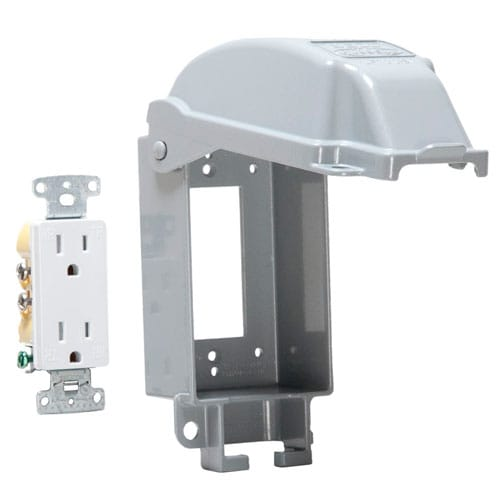 Extra Duty Metal InUse Cover Kit
