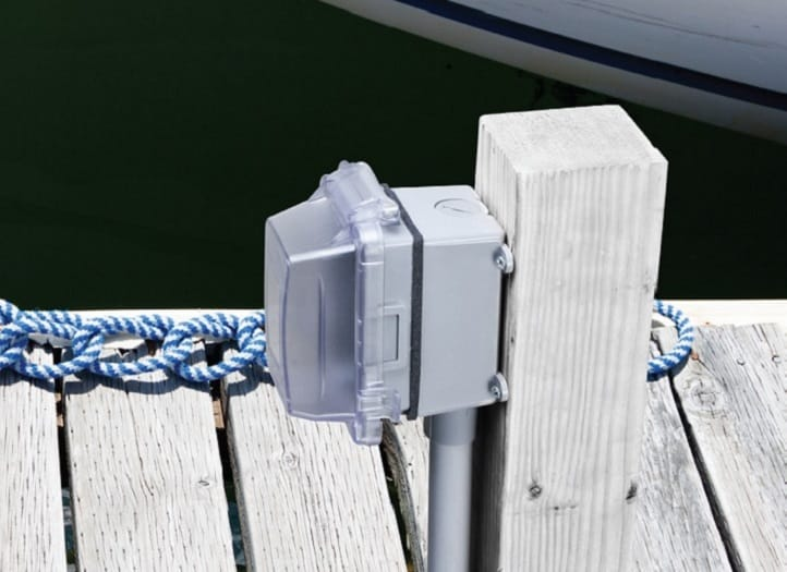 dockside application