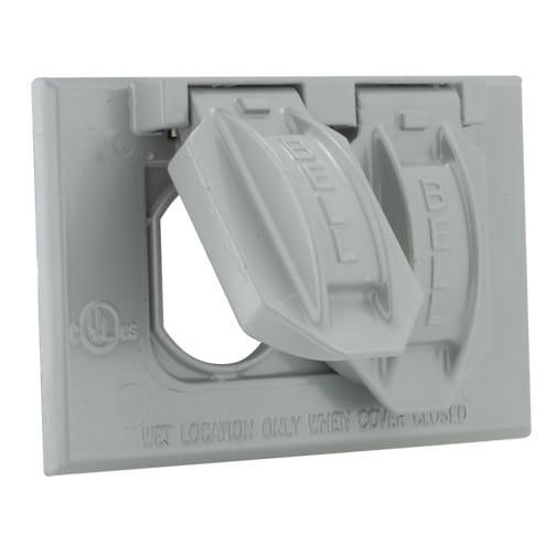 Horizontal Flip Device Cover