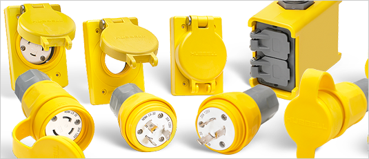 Bryant® Watertight Wiring Devices