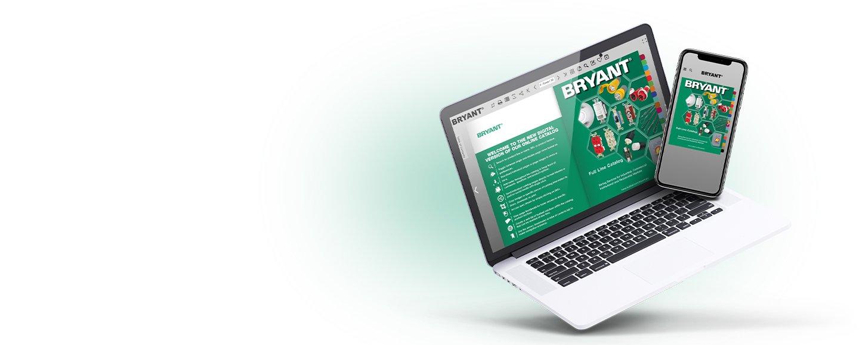 New Interactive Online Catalog