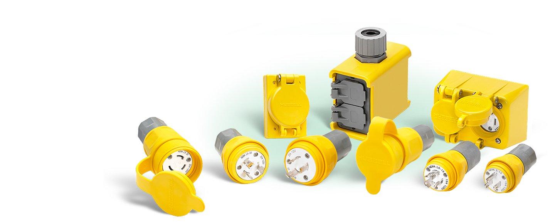IP69k Watertight Wiring Devices