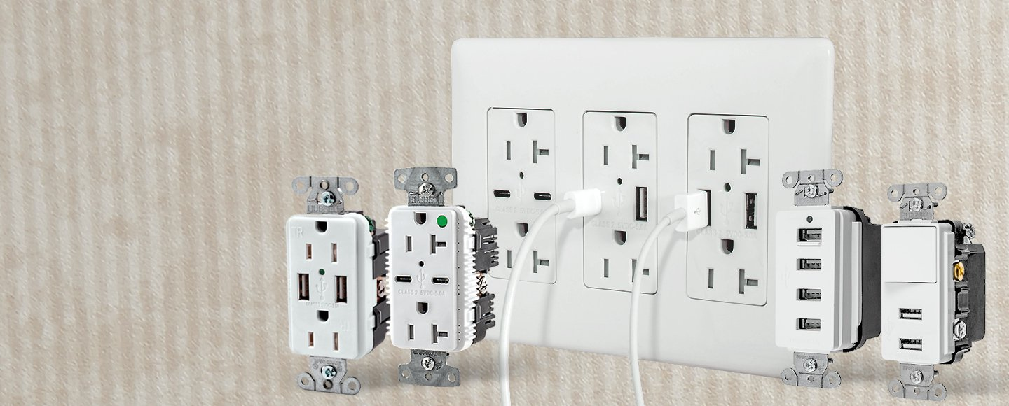 USB Charger Devices
