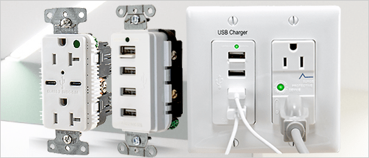 Device Charging Centers
