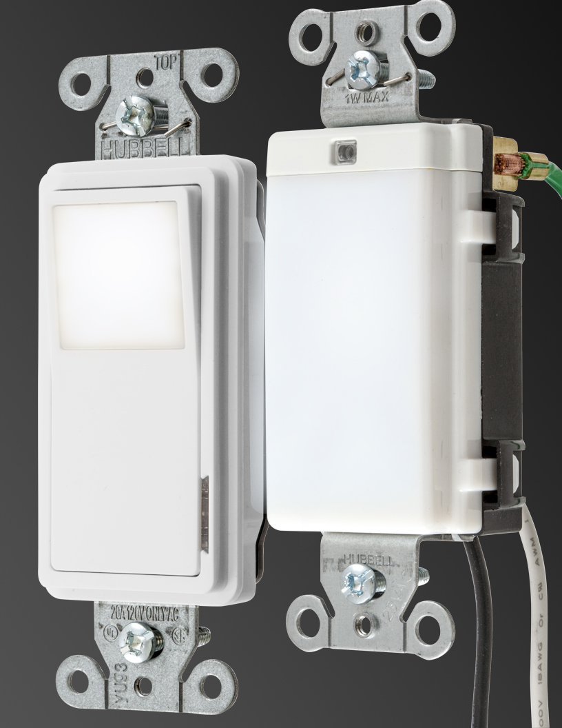 LED Nightlight Wiring Devices