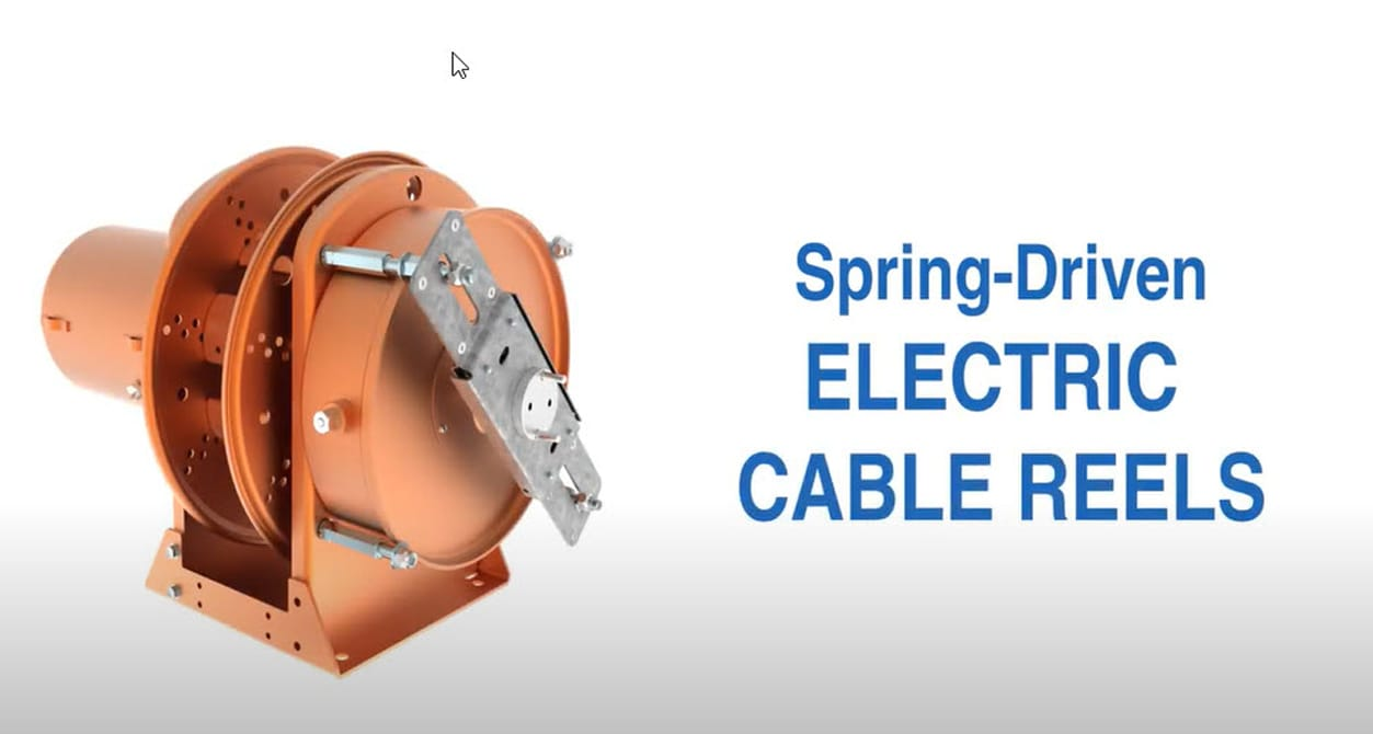 CableReelSpring_w_SafetyWrench Video