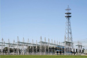 Utility Substation