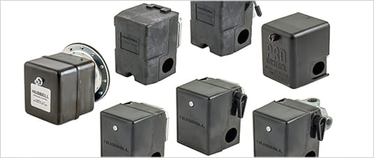 WideFeatured PressureSwitches