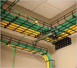 Wire Basket Tray System