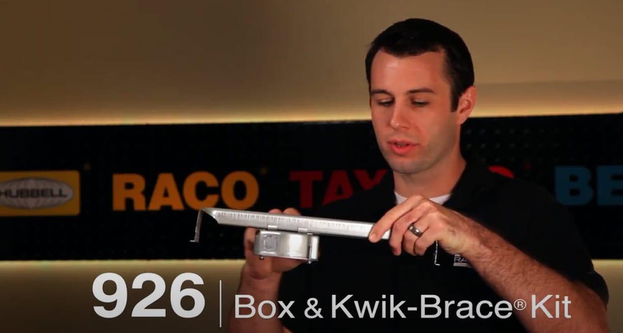 Kwik-Brace Video