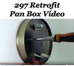 Shallow Old Work Pan