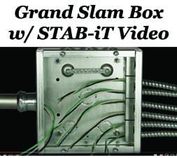 Grand Slam Junction Box