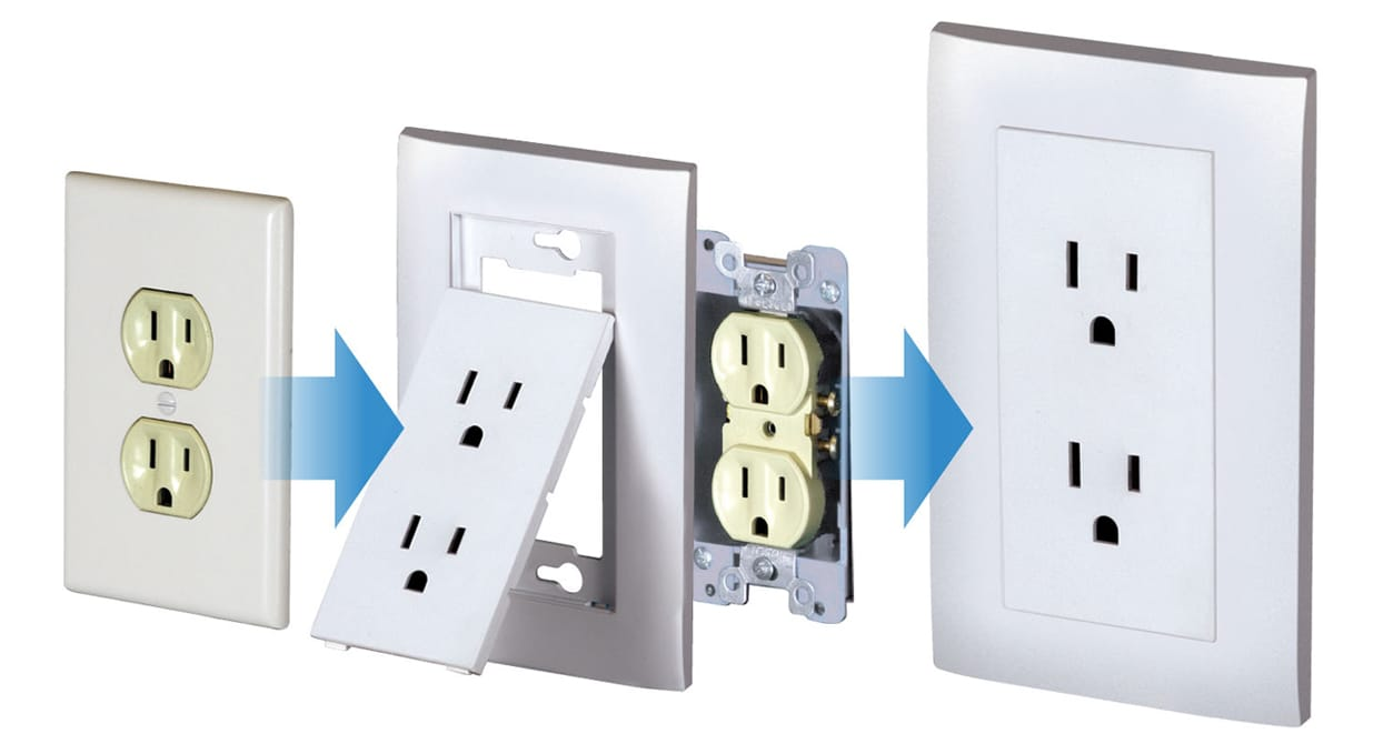 Hubbell Allure Wall Plates Video