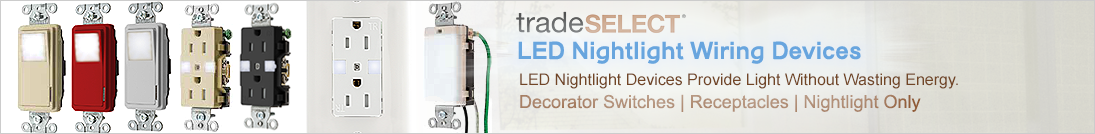 Nightlight Wiring Devices