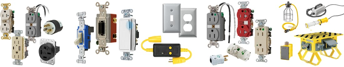 Hubbell Wiring Devices Products