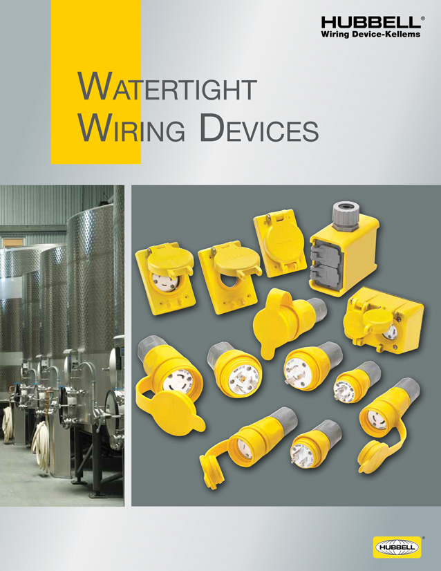 Watertight Wiring Devices