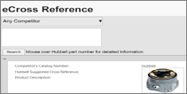 eCross Reference Tool