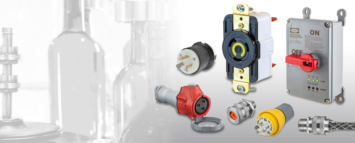 The most trusted brand of wiring devices for industrial                 applications.