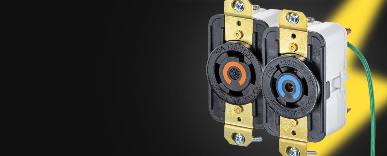 Twist-Lock® Edge with Screwless Terminations