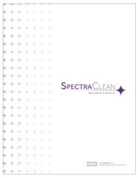 SpectraClean Brochure