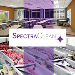 SpectraClean@trade; Antimicrobial Lighting