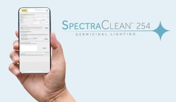 SpectraClean App