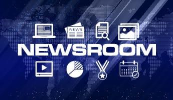 Newsroom banner link