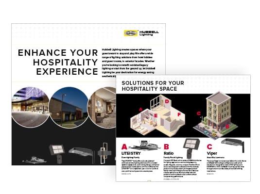 Hospitality Text Image