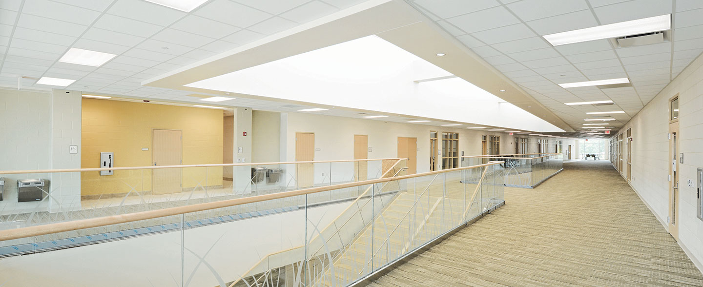Stairwell Office Buildings Commercial Markets