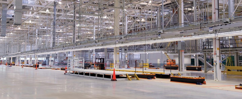 Manufacturing Spotlight Banner