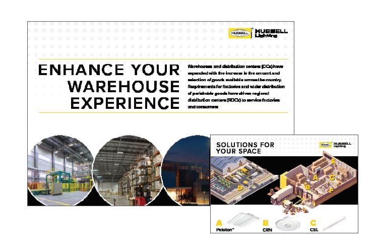 Warehouse Text Image