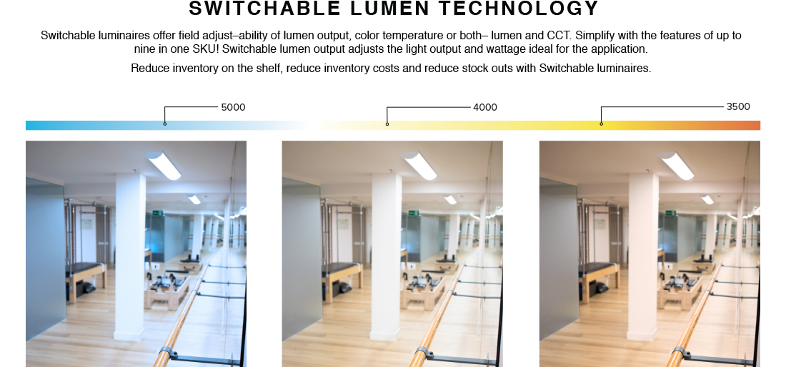 Switchable Lumen Technology Banner