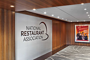 National Restaurant Association. © Eric Laignel 2016.