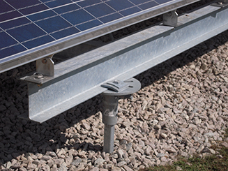 Secure Solar Panels